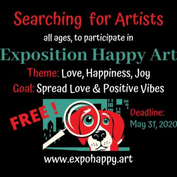 Exposition Happy Art